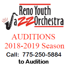 RYJO Auditions